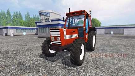 Fiat 880 для Farming Simulator 2015