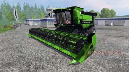 Deutz-Fahr 7545 RTS для Farming Simulator 2015