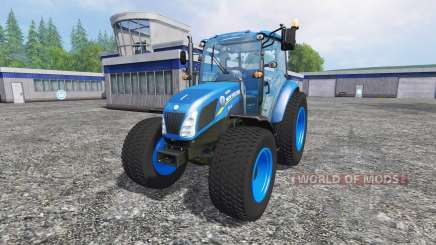 New Holland T4.105 для Farming Simulator 2015