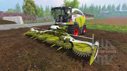 CLAAS Jaguar 980 для Farming Simulator 2015