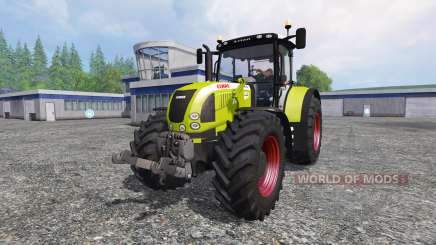 CLAAS Arion 640 для Farming Simulator 2015