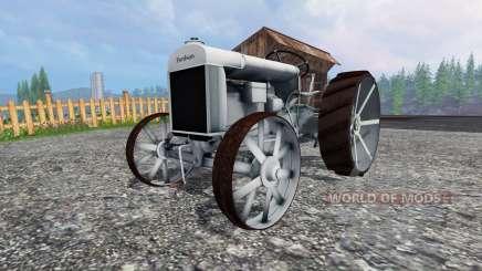 Fordson Model F 1917 для Farming Simulator 2015