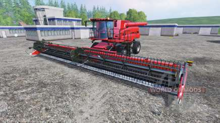 Case IH Axial Flow 9230 [turbo] v4.0 для Farming Simulator 2015