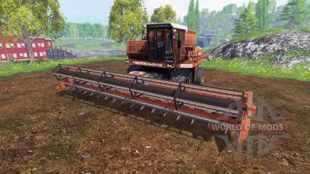Дон-1500А v2.1 для Farming Simulator 2015