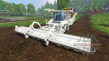 Grimme Tectron 415 v1.1 для Farming Simulator 2015