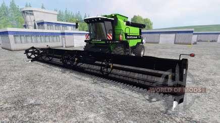 Deutz-Fahr 7545 RTS v1.2.8 для Farming Simulator 2015