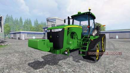 John Deere 8360RT для Farming Simulator 2015