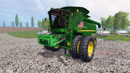 John Deere 9770 STS [USA special edition] для Farming Simulator 2015