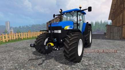 New Holland TM 175 для Farming Simulator 2015