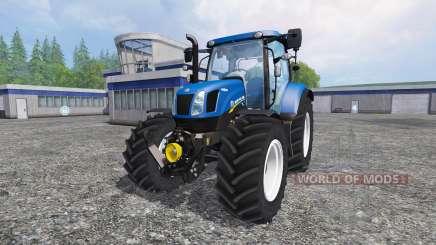 New Holland T7.210 для Farming Simulator 2015