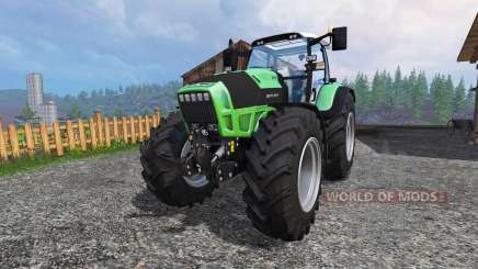 Deutz-Fahr Agrotron L730 для Farming Simulator 2015