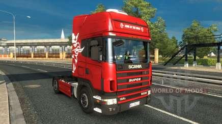 Scania 4 v1.0 для Euro Truck Simulator 2