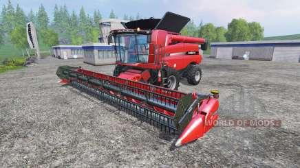 Case IH Axial Flow 7130 [dually] v1.1 для Farming Simulator 2015