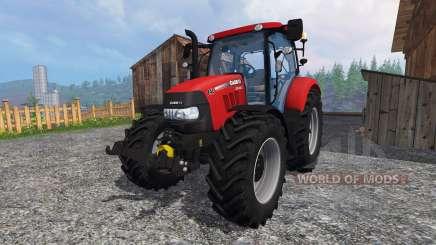 Case IH Maxxum 140 v3.0 для Farming Simulator 2015