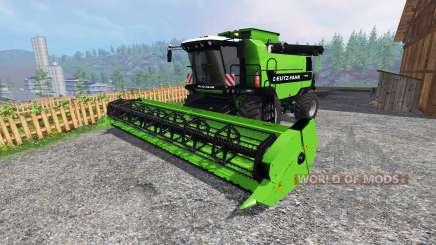 Deutz-Fahr 7545 RTS v1.2.2 для Farming Simulator 2015