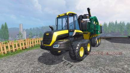PONSSE Buffalo Wood Chipper v1.1 для Farming Simulator 2015