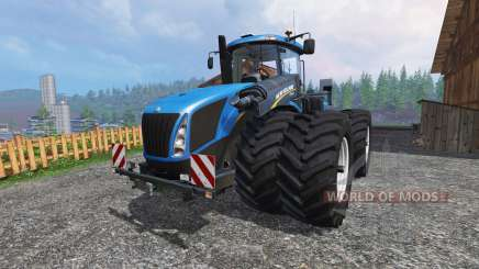 New Holland T9.670 DuelWheel v1.1 для Farming Simulator 2015
