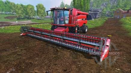 Case IH Axial Flow 7130 для Farming Simulator 2015