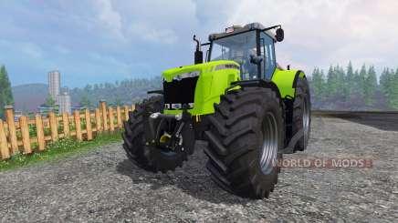 Massey Ferguson 7622 green для Farming Simulator 2015