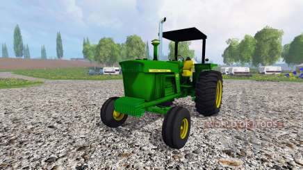 John Deere 4020 diesel для Farming Simulator 2015
