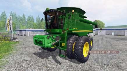 John Deere 9770 STS для Farming Simulator 2015