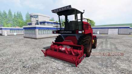 Палессе FS80 для Farming Simulator 2015