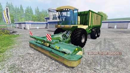 Krone BIG L500 Prototype v1.5 для Farming Simulator 2015