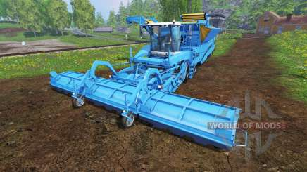 Grimme Tectron 415 v1.2 для Farming Simulator 2015
