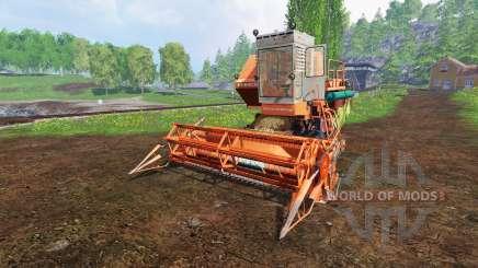 Енисей-1200 v1.0 для Farming Simulator 2015