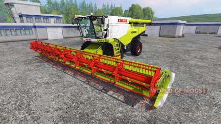 CLAAS Lexion 780 [wheels] для Farming Simulator 2015