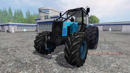 МТЗ-1221 Беларус [forest edition] для Farming Simulator 2015