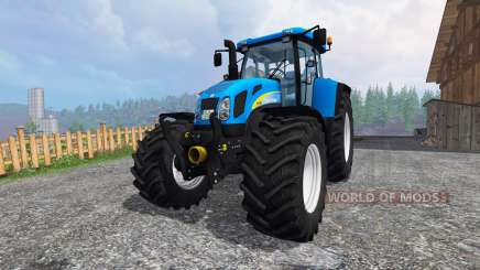 New Holland T7550 v3.1 для Farming Simulator 2015