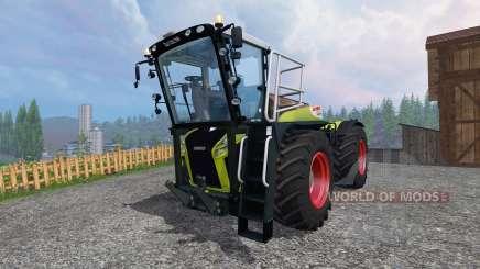CLAAS Xerion 4000 SaddleTrac для Farming Simulator 2015