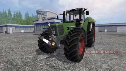 Fendt Favorit 824 v3.5 для Farming Simulator 2015