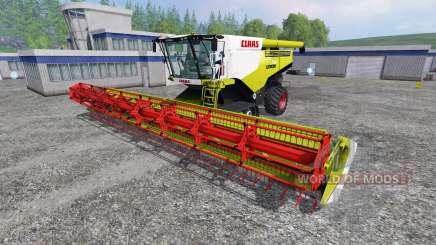 CLAAS Lexion 760TT [washable] для Farming Simulator 2015
