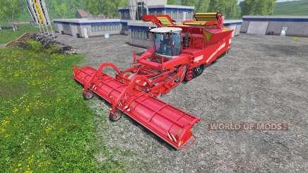 Grimme Tectron 415 [pack] для Farming Simulator 2015