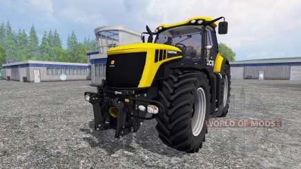 JCB 8310 Fastrac v4.2 для Farming Simulator 2015