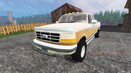 Ford F-150 XL для Farming Simulator 2015