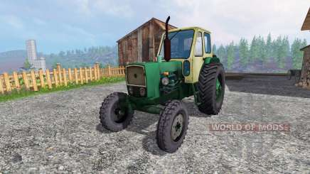 ЮМЗ-6Л для Farming Simulator 2015