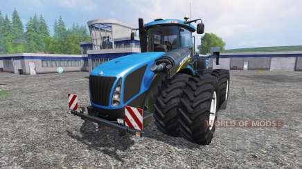 New Holland T9.700 [dual wheel] v1.1 для Farming Simulator 2015