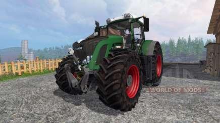Fendt 924 Vario v3.0 для Farming Simulator 2015
