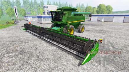 John Deere 9870 STS для Farming Simulator 2015