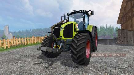 CLAAS Axion 950 v1.2 для Farming Simulator 2015