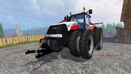 Case IH Magnum CVX 340 v3.0 для Farming Simulator 2015