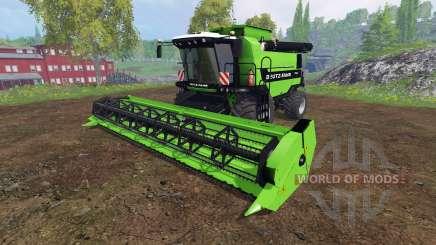 Deutz-Fahr 7545 RTS v1.2.4 для Farming Simulator 2015