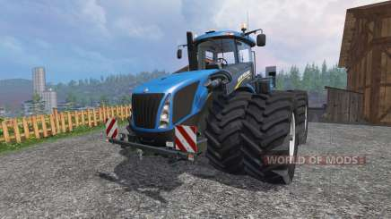 New Holland T9.565 Duel Wheel v2.0 для Farming Simulator 2015