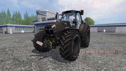 Deutz-Fahr Agrotron 7250 Warrior v2.0 для Farming Simulator 2015