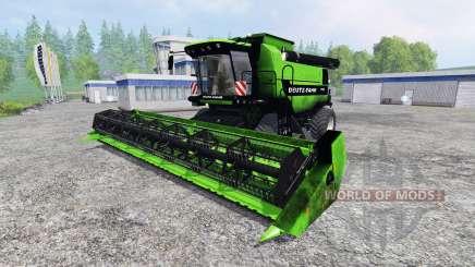 Deutz-Fahr 7545 [washable] v1.1 для Farming Simulator 2015