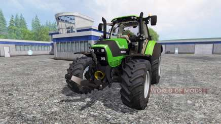 Deutz-Fahr Agrotron 6140.4 TTV для Farming Simulator 2015
