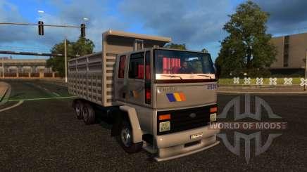 Ford Cargo 2520 для Euro Truck Simulator 2